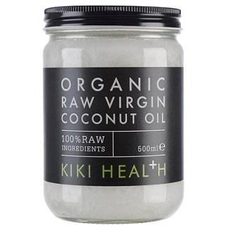 Aceite de coco virgen de KIKI Health