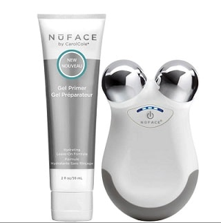 Dispositivo de tonificación facial de NuFACE