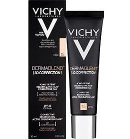 Vichy Base de maquillaje Correctora 3D
