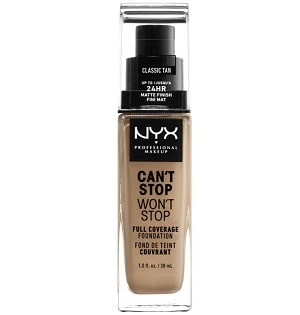 Can't Stop Won't Stop de NYX