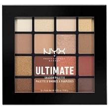 NYX Warm Neutrals Eyeshadow Palette