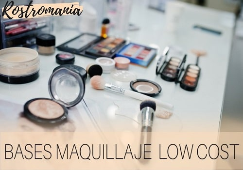 mejores bases maquillaje low cost