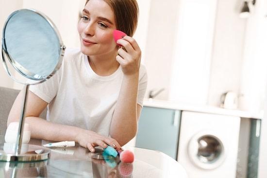 tipos de esponjas de maquillaje